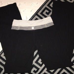 Lululemon Bell Bottom Pants